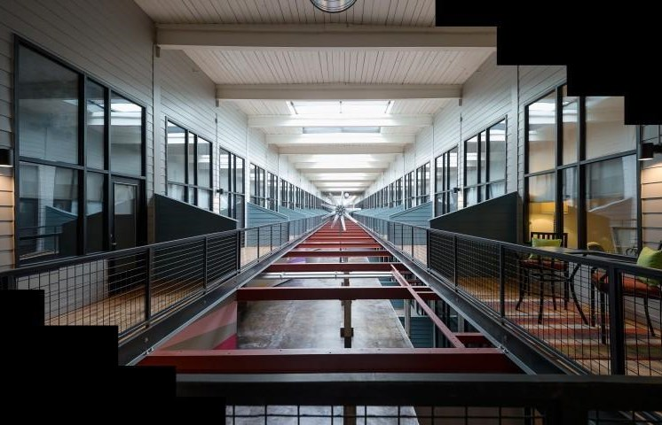 Drayton Mills Lofts - Hallway